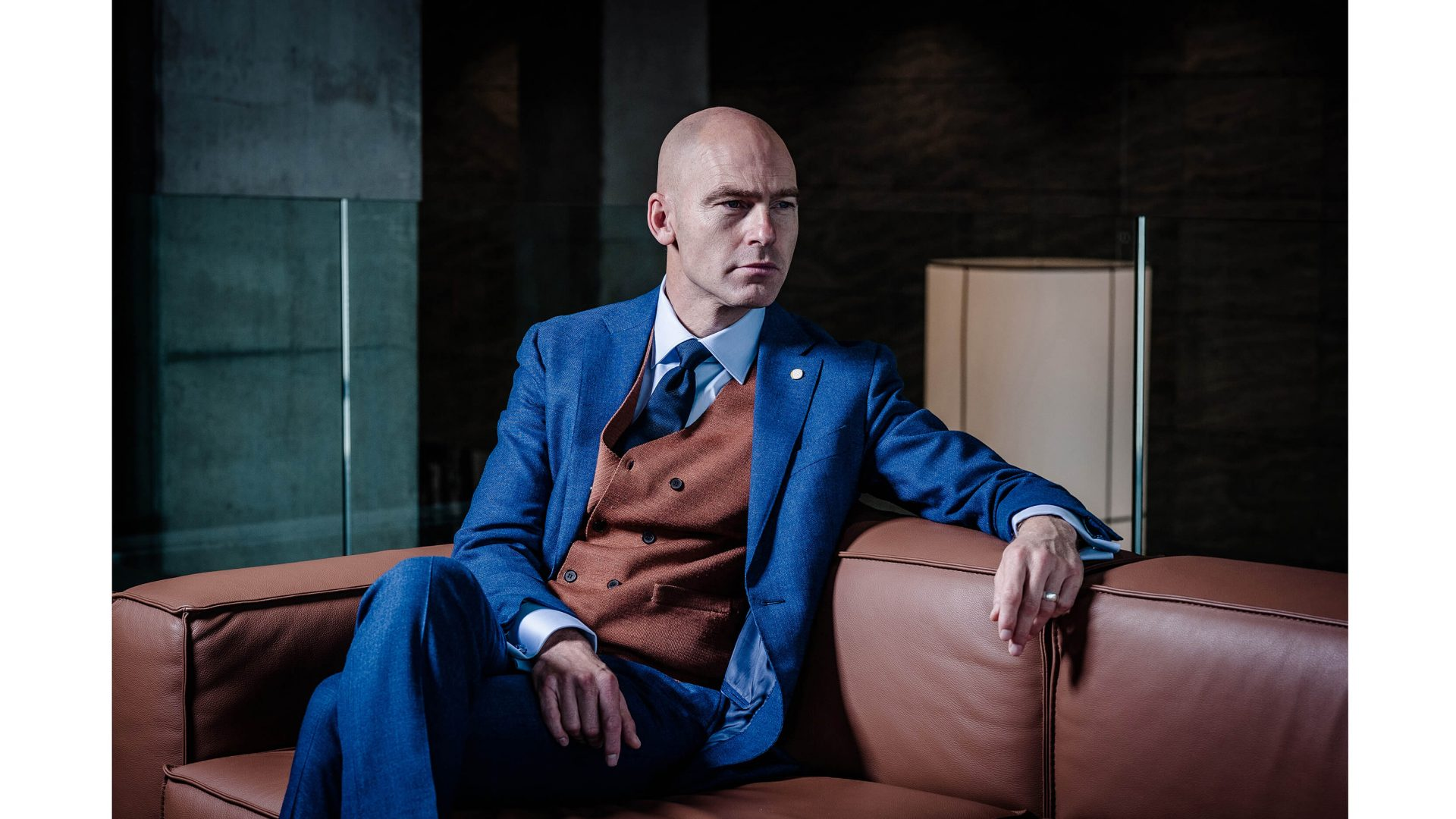CEO Patrick Verkooijen