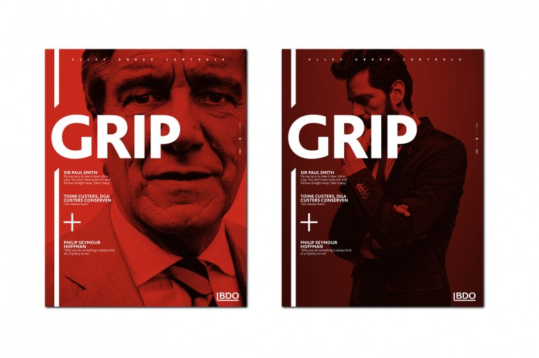 Covers GRIP van BdO